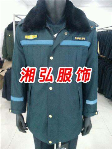 交通执法防寒服